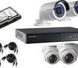 2 CCTV CAMERAS KIT IN JUST RS.18999