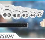 HIK VISION BRANDED CCTV CAMERA PACKAGE