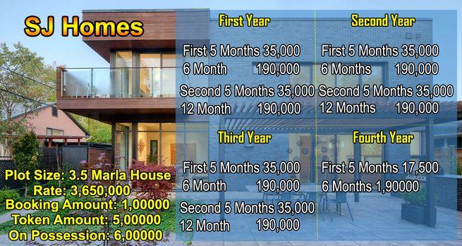 SJ Garden Housing Scheme