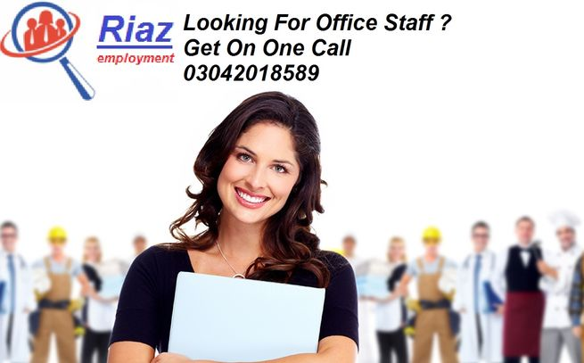 Looking For Office Staff or Labor ? No Issue We Will Provide You