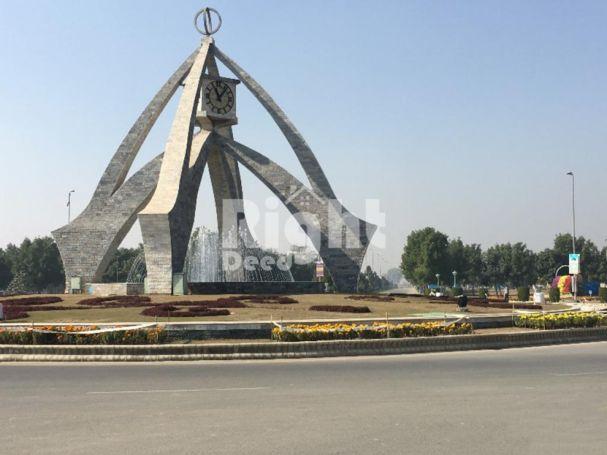 10 Marla Plot For Sale In Ghaznavi Block Bahria Town Lahore Bahria Town - Sector F, Bahria Town, Lah