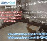 Basement Water Proofing in Pakistan