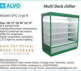 Multi Deck Chiller, Multi Deck Fridge sale in Pakistan, Vertical Chiller