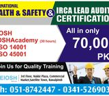 Safety Certifications