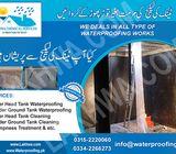 water tank leakage solution in karachi