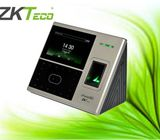 New ZkTeco Time Attendance Machine Uface-800 With Complete Installation 06 Months Warranty