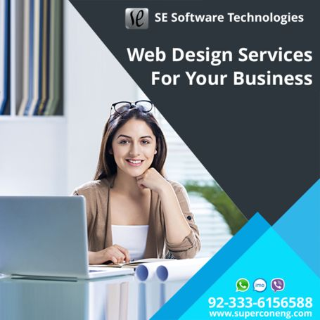 Web Design & Development Services For Your Business