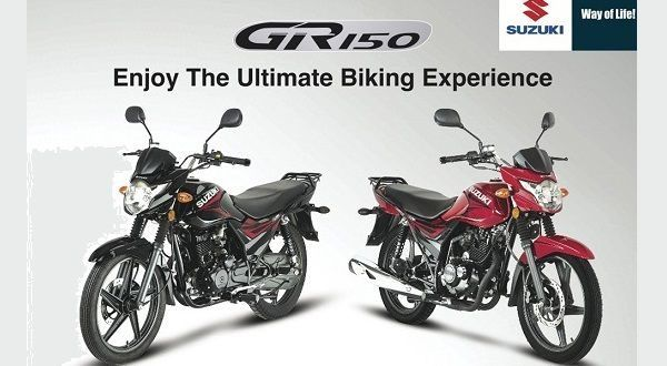 Suzuki GR 150 Bike for Sale!