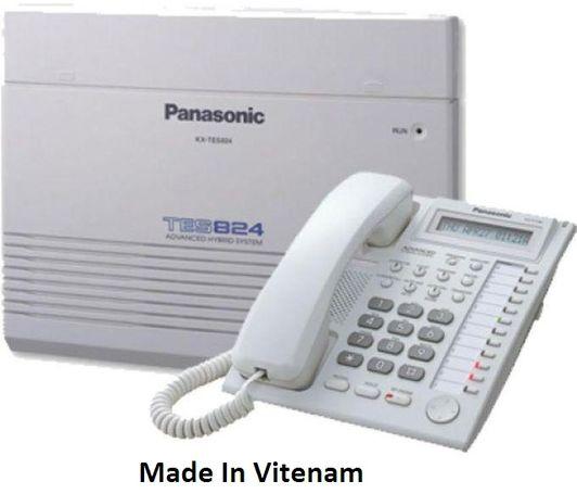 PABX (Panasonic TES-824) Internal & External Communication Machine