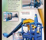 Concrete Paver & Blocks Machinery Manufacturer