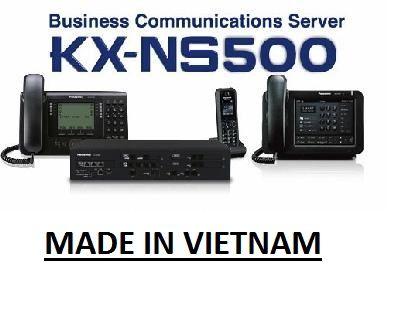"""NS-500 Panasonic Telephone Exchange"""