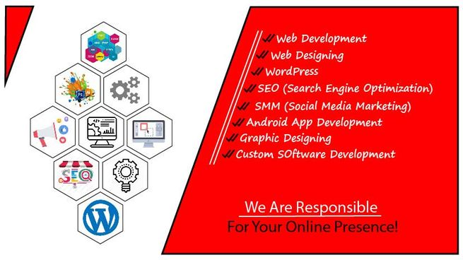 Siwtech solutions Best Web Design Services