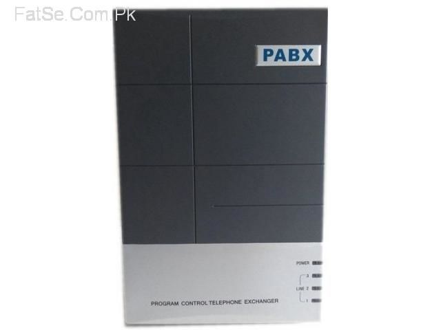 Chinese PABX (3+8) Now Available in Affordable Price