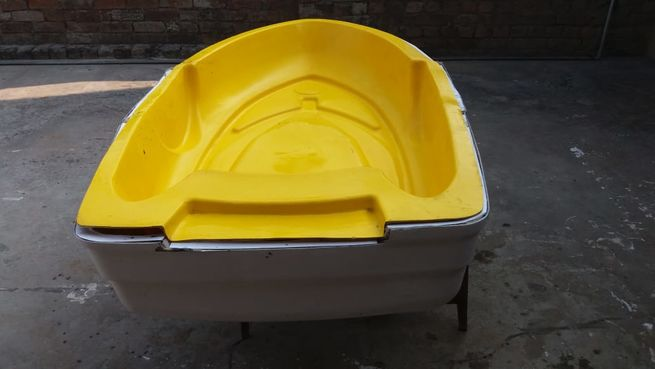 Newly-design mini boat for kids,hand paddle boat,kids aqua paddle boa
