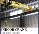 Over Head Indoor cranes