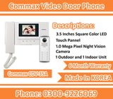 Branded Video Door Phone Model CDV-35A(Commax) Available