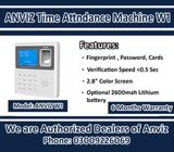 Anviz Time Attendance Machine W1 Available