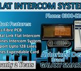 Branded Intercom Galaxy Smart Box Intercom For Flat Buildings