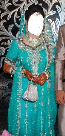 Bridal Walima Maxi
