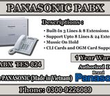 Panasonic PABX Model TES-824 For Indoor Communications (Made By Vietnam).