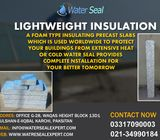 Light Weight Insulation Karachi Pakistan
