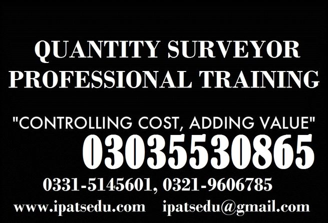 Quantity Surveying Calculation and building cost Soil work Road Bridge Cost Calculation