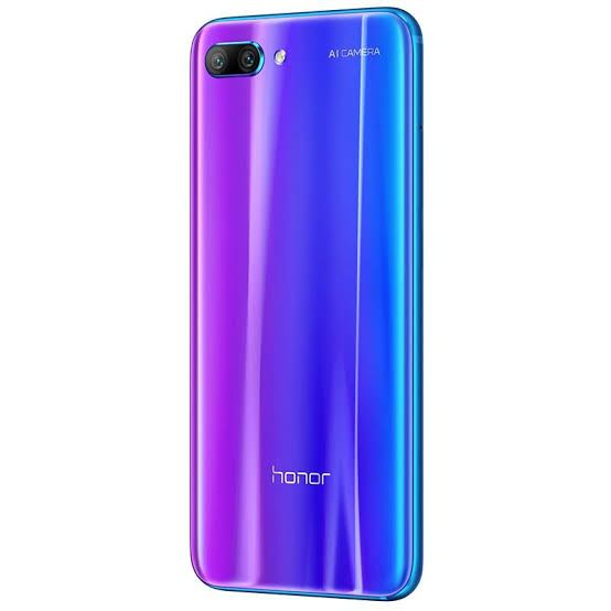 Honor 10 Blue Box Pack with kirin 970 Gaming Processor