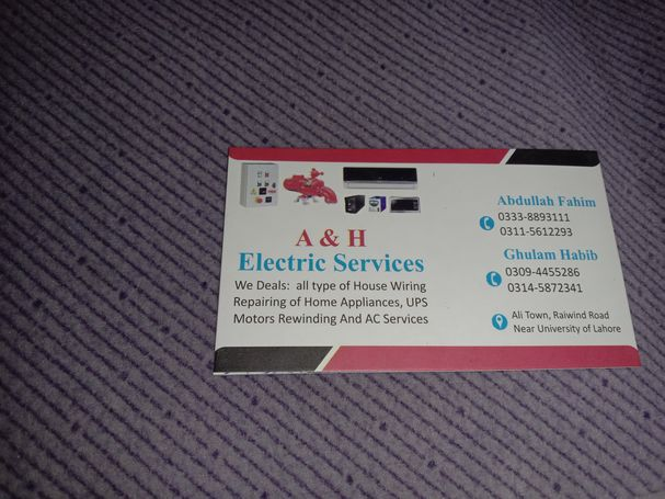Electrical services Complete