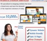 Design your Business Website in Just 10,000rs (domain & hosting Included)