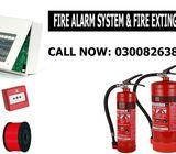 FIRE ALARM SYSTEM & FIRE EXTINGUISHER IN KARACHI