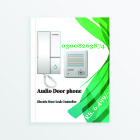 Commax Audio Door Phone DP-2S In Karachi