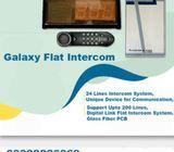 Galaxy Smart Box Flat Intercom For Buildings in Karachi
