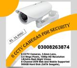 6 CCTV Cameras For Best Security Solution For Offices & Houses
