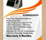 ZKTeco UFace800 Time Attendance Machine With Best Quality