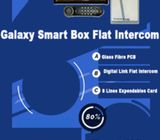 Galaxy Smart Box Flat Intercom with 2 year Warranty