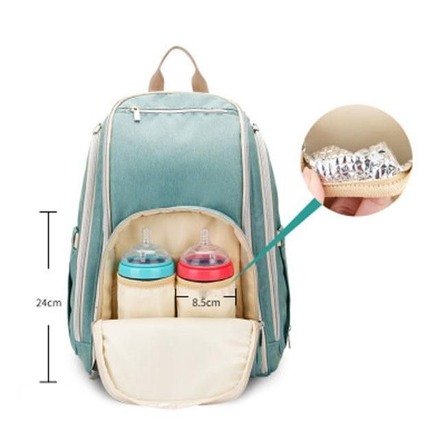 Factory Hot Sell Adult Woman Shopping Bag Mommy Backpack