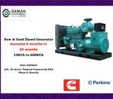 perkins diesel generator 15kva