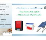 SOLAR SYSTEM NEW BRAND