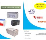 DRY BATTERIES WITH WARRANTY