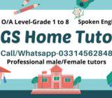 home tutors in Lahore