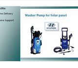 Washer Pump for Solar Panel Hyundai 105 Watts