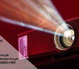 Multimedia Projector on Rent in Karachi - Asim Audio Service