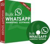 WhatsApp Marketing Software with data