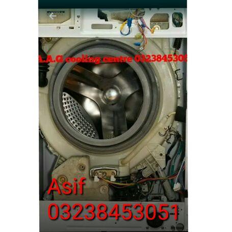 Repair automatic washing machines