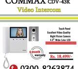 Video Door Intercom (43-K)