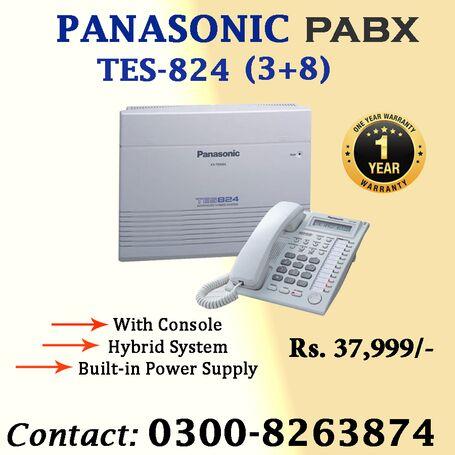 Box Pack Hybrid PABX System (Panasonic)