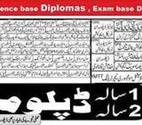 Diploma in telecommunication experience based in rawalpindi