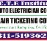 EFI Auto Electrician Diploma Course in Karachi, Lahore