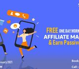 Free Seminar on Affiliate Marketing & Earn Passive income in Lahore