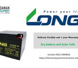 LONG BATTERY 40AH/12V WITH 1 YEAR WARRANTY